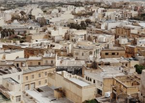 Malta-city-view