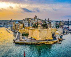 世界遺産の首都バレッタで歴史を感じるマルタ留学