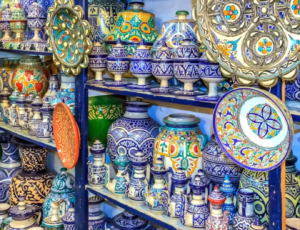 マルタ陶器